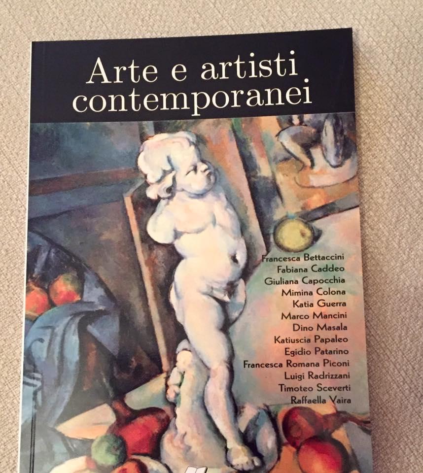 """""""Arte e aristi contemporanei"""" magazine"""